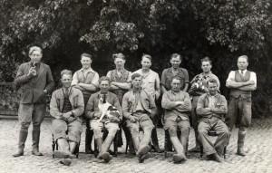 Husmænd og arbejdere på Damsbo