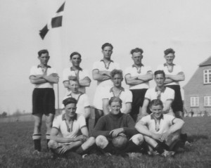 Gymnastikforeningens fodboldhold