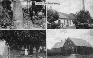 Postkort fra Trunderup