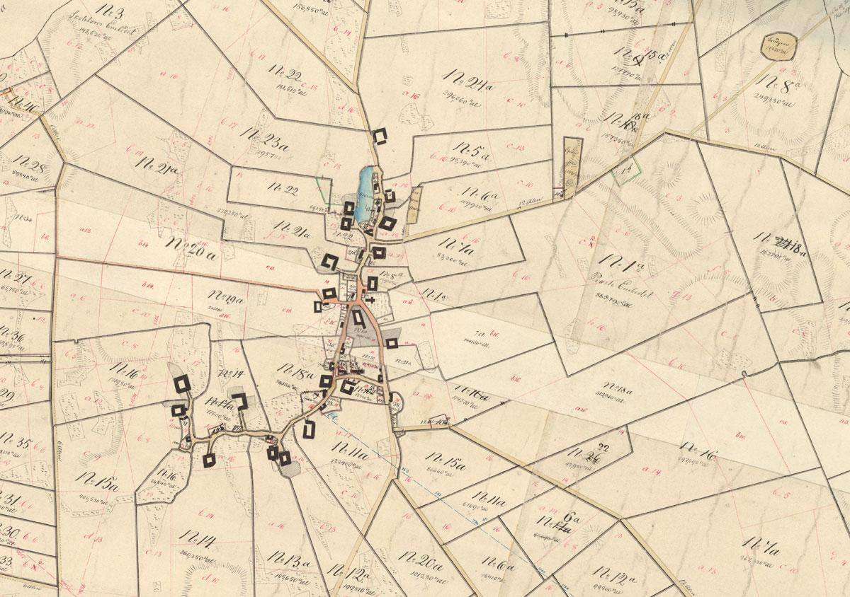 Jordløse 1852
